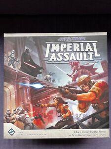 Star Wars Imperial Assault Board Game by Fantasy Flight