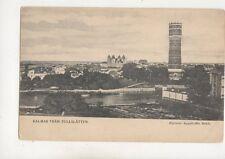 Kalmar Fran Tullslatten Sweden Vintage U/B Postcard 506b