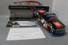 2017 Christopher Bell JBL Champion NASCAR Diecast 1/24 Truck Autographed