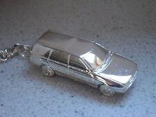 Schlüsselanhänger Opel Astra F Caravan versilbert (5192)