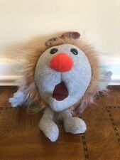 Big Comfy Couch Dust Bunny Wuzzy Plush Commonwealth Toys 1995