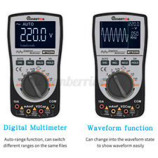 Upgraded MUSTOOL MT8206 Intelligent Digital Oscilloscope Multimeter Tester
