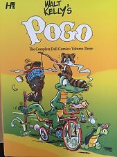 Walt Kelly's Pogo: The Complete Dell Comics Volume 3 Hermes Press