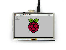 5 Inch 800x480 HDMI Resistive Touch Screen LCD Display for Raspberry Pi 2/3/B+