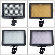 Lightdow Pro LD -160 LED Video Lamp Light for Canon Nikon Camera Camcorder DV
