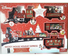 Disney Holiday Express Mickey Mouse Train Set New !!! 2019 Edition