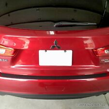 2010-17 Mitsubishi Outlander Sport ASX 1pc Rear Bumper Applique Scratch Guard