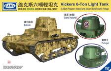 Riich Models CV35007 - 1/35 Vickers 6-Ton Lumière Citerne Ancienne B Early Prod