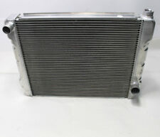 """EVANS NPG RADIATOR Aluminum Racing Single Pass 26"""" X 19"""" GM Chevy In / Out  NEW"""