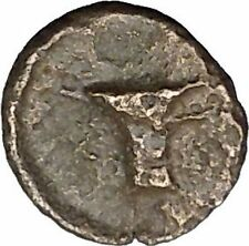 Kyme in Aeolis 350BC EAGLE & VASE on Authentic Ancient Greek Coin i48063