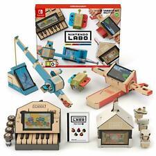 Nintendo Switch Labo Multi-Set NEU & OVP Ungeöffnet - Blitz Lieferung - Garantie