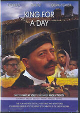 Bulgarian film KING FOR A DAY / Gospodin za edin on DVD subtitles in EN, RU, DE
