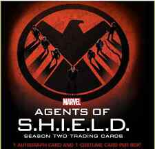 Marvel: Agents of S.H.I.E.L.D. Season TWO  Rittenhouse Archives - 2015 BASE SET