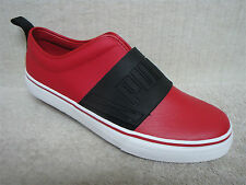 PUMA - 362370-01 -EL RAY FUN -Men's Casual Slip On Shoes -Red & Black - Size 10
