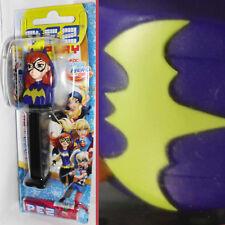 PEZ Batgirl de Super Heros Neuf 2017 neuf dans sa boîte, Scan Play MOC 7.523 Chine DC-Comics (08