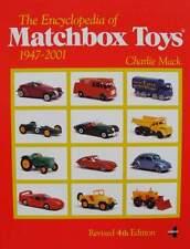 LIVRE/BOOK : MATCHBOX TOYS (voiture,camion,diecast,price,book,argus
