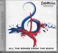 V/A - Eurovision Song Contest BELGRADE 2008 (2 x CD) 43TR Dima Bilan Kalomira