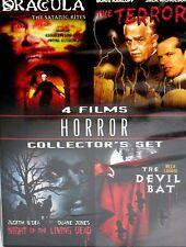 Horror Collector's Set, Vol. 2 Night of the Living Dead,Dracula, Terror, 2 DVD
