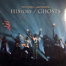 Michael Jackson CD Single HIStory / Ghosts - Europe (VG/VG)