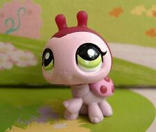 LITTLEST PET SHOP(855)-BABY PINK LADYBUG #1474