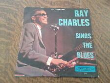 45 tours ray charles sings the blues walkin' and talkin'