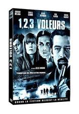 1631 // 1,2,3 VOLEURS  DVD NEUF SOUS BLISTER