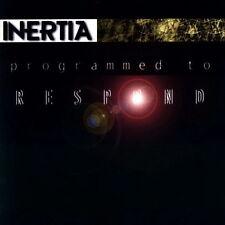 Inertia - Programmed To Respond / Khazad-Dum CD 1997