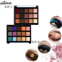 15 Colors Cosmetic Matte Eyeshadow Cream Makeup Palette Shimmer Set  Eyeshadow