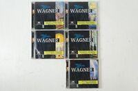 Richard Wagner Great Singers Sing Wagner 5 CD Melchior Hotter Flagstad ua(CD104)