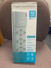 Belkin Outlet Home/Office Surge Protector Brand New