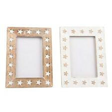 Star Country Charm Photo Frame Assorted Distressed Antique Shabby Chic