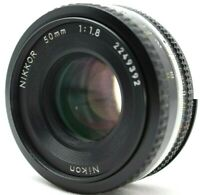 Nikon Nikkor 50mm 1:1.8 lens AI-s *As Is* #SW27