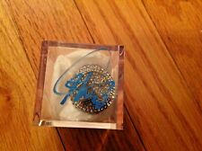 STEPHEN CURRY AUTOGRAPH SIGNED REPLICA CHAMPIONSHIP RING GOLDEN STATE PLAYOFFS