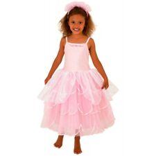 Princesa Hada GB, Niña Rosa Cenicienta Estilo Vestido 6/8 años