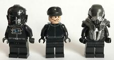 LEGO pezzi originali-Star Wars-Morte Nera Crew-UFFICIALE PILOTA Unit 4 Zod