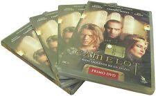 CAMELOT (2011) SERIE COMPLETA 4 DVD ORIGINALI