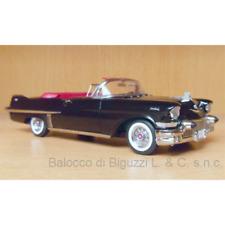 CADILLAC SERIES 62 CONVERTIBLE 1957 BLACK 1:43 Neo Scale Models Auto Stradali