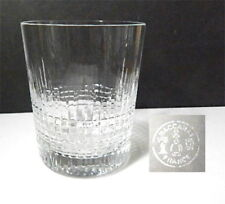 Baccarat Crystal NANCY Old Fashioned Glass(s)