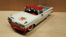 """Brooklin Chevrolet El Camino """"Texaco"""" BRK 46 code3 1/43"""