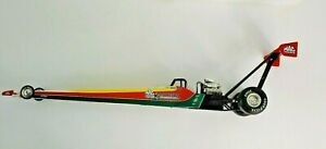 1998 Gatornationals Event Top Fuel Dragster 1/24 Scale Limited edition1 of 8000