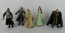 2003 Lord of the Rings the Coronation Gift Pack Figures