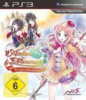 PS3 Jeu Atelier Meruru - The Apprenti Of Arland Produit Neuf