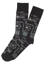 Nuclear Physics Themed Comfortable Well Made Socks Perfect Gift