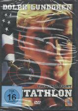 Pentathlon DVD NEU Dolph Lundgren David Soul Renee Coleman Roger E. Mosley