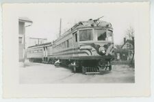 1946 Transport Company Trolley #1192 1193 Streetcar Milwaukee Wisconsin Traction