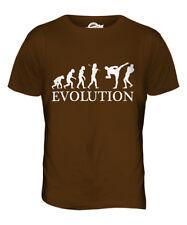 Luchador MMA (hombre) EVOLUTION para hombres Camiseta Camiseta Top giftfighting Clothing