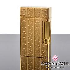 CARAN d'ACHE STYLISH DESIGN Cigarette GAS Lighter  CD20-2003