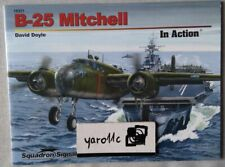 *B-25 Mitchell in Action - Squadron/Signal