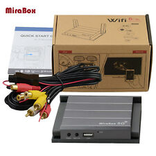 Mirror Link Box 5G/2.4G carplay box useful miracast rca support system upgrade