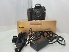 Nikon D700 12.1MP Digital SLR Camera Body With Box, Software, Manual